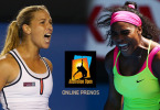 dominika cibulkova serena williams online prenos
