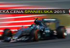 Formula 1: VC Španielska / Catalunya (VIDEO)