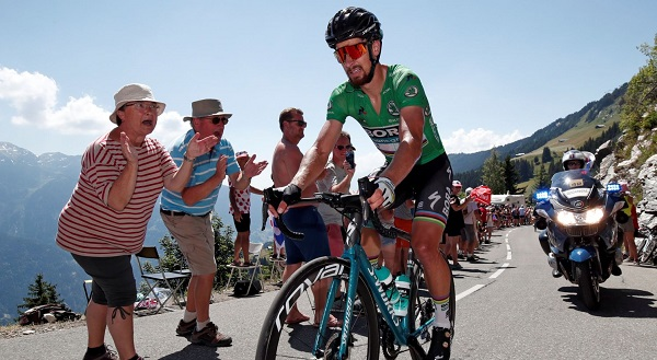 Peter Sagan na Tour de France