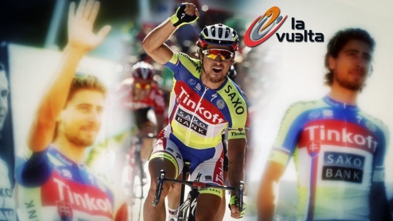 Peter Sagan - Vuelta